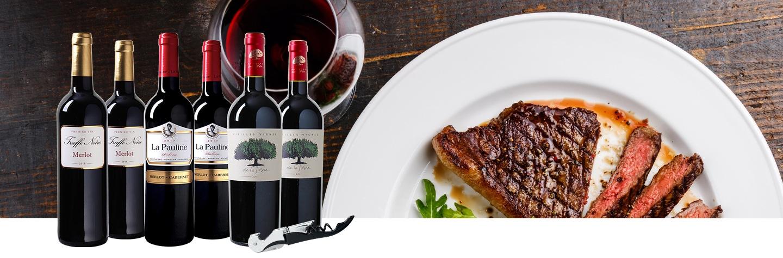 Top 3 Frans Wijnpakket