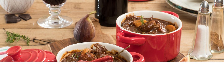Recept vlees stoofschotel
