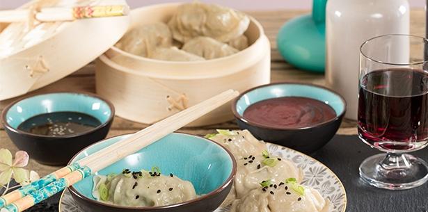 Dumplings Zweigelt