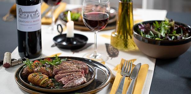 recept rib eye steak