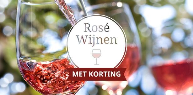 korting rosé