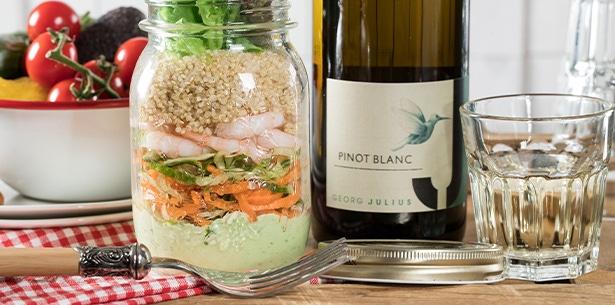 Recept gezonde salade