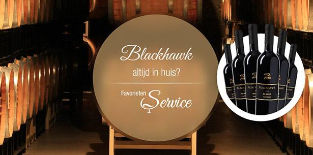 Wijnverhaal Blackhawk Shiraz - 2