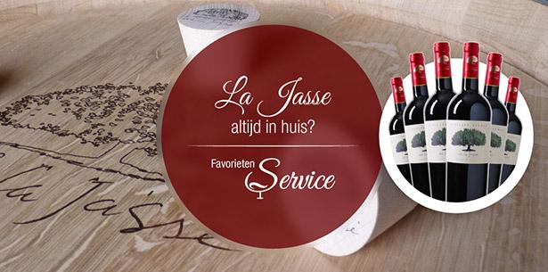 Wijnverhaal La Jasse Vielles Vignes - 2