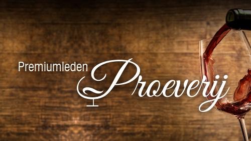Wijnproeverij premiumleden proeverij 1