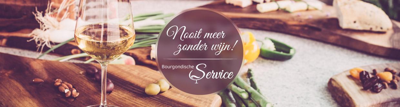 Wijnbeurs Bourgondische Service
